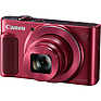 PowerShot SX620 HS Digital Camera (Red)