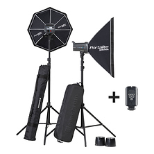 D-Lite RX 4/4 Softbox To Go Kit Image 0