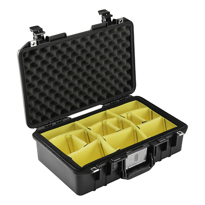 1485 Air Case with Padded Dividers (Black) Image 0