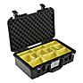 1485 Air Case with Padded Dividers (Black)