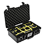 1485 Air Case with Padded Dividers (Black) Thumbnail 2