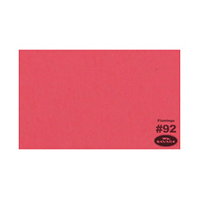 Widetone Seamless Background Paper (#92 Flamingo, 107 In. x 36 ft.) Image 0