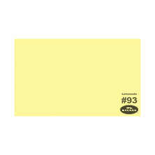 Widetone Seamless Background Paper (#93 Lemonade, 53 In. x 36 ft.) Image 0