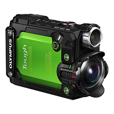 Stylus Tough TG-Tracker Action Camera (Green) Image 0
