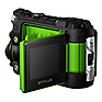 Stylus Tough TG-Tracker Action Camera (Green) Thumbnail 4