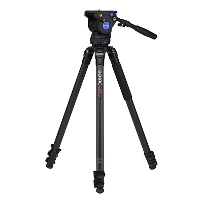 Series 3 Carbon Fiber Video Tripod & BV4 Head Image 0