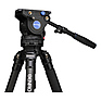 Series 3 Carbon Fiber Video Tripod & BV4 Head Thumbnail 3