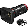 CN-E 18-80mm T4.4 COMPACT-SERVO Cinema Zoom Lens (EF Mount) with ZSG-C10 Zoom Grip