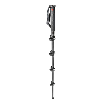 XPRO Over 5-Section Carbon Fiber Monopod Image 0