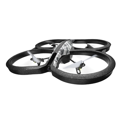 AR.Drone 2.0 Quadcopter Elite Edition (Snow) Image 0