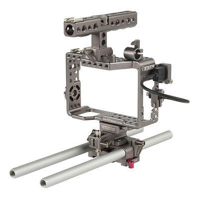 Handheld Camera Cage Rig for Sony a7 Series Image 0