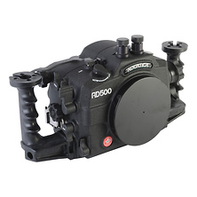 AD500 Underwater Housing for Nikon D500 with Vacuum Check System Image 0