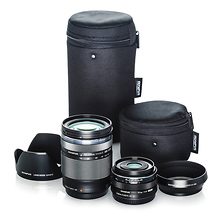 Travel Kit with 14-150mm f/4-5.6 and 17mm f/1.8 Lenses Image 0