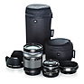 Travel Kit with 14-150mm f/4-5.6 and 17mm f/1.8 Lenses