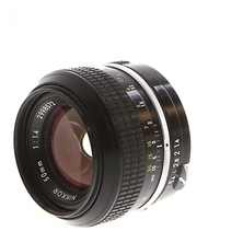 Nikkor 50mm f/1.4 Non AI Manual Focus Lens - Pre-Owned Image 0