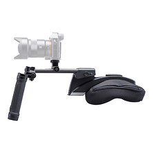 Mini Shoulder Rig for Mirrorless Cameras Image 0