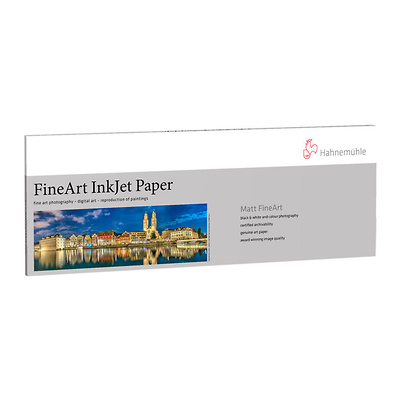Photo Rag Paper (2A4, 8.27 x 23.38 In., 25 Sheets) Image 0