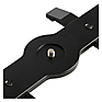 Dual Grip Gimbal Handle and Tray for DS1 & MS1 Gimbal Stabilizers Thumbnail 4