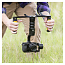 Dual Grip Gimbal Handle and Tray for DS1 & MS1 Gimbal Stabilizers Thumbnail 6
