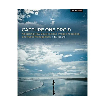 Capture One Pro 9: Mastering Raw Development Processing and Asset Management - Paperback Book Image 0