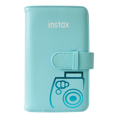 Mini Series Wallet Album (Blue) Image 0