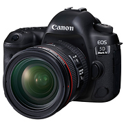 EOS 5D Mark IV Digital SLR Camera with 24-70mm f/4.0L IS USM Lens