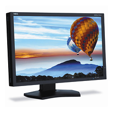 24 In. Professional Wide Gamut LED Desktop Monitor Image 0