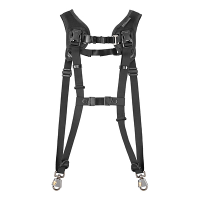 Double Slim Breathe Camera Harness Image 0