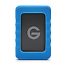 2TB G-DRIVE ev RaW USB 3.0 Hard Drive with Rugged Bumper Thumbnail 1