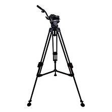 Focus 8 Fluid Head with Sliding Plate And APTP Tripod (75mm) Image 0