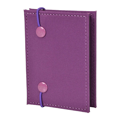 Instax Mini Accordion Photo Album (Purple) Image 0