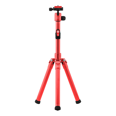 BackPacker Air Travel Tripod (Red) Image 0