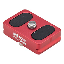BackPacker Air Quick Release Plate (Red) Image 0