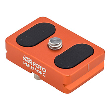 BackPacker Air Quick Release Plate (Orange) Image 0