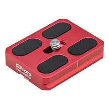 RoadTrip and GlobeTrotter Air Quick Release Plate (Red) Image 0
