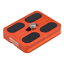 RoadTrip and GlobeTrotter Air Quick Release Plate (Orange) Image 0