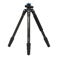 FGP18A Go Plus 4-Section Aluminum Travel Tripod Image 0