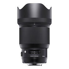 85mm f1.4 DG HSM Art Lens for Nikon Image 0