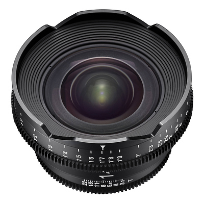 Xeen 14mm T3.1 Lens for Canon EF Mount Image 0