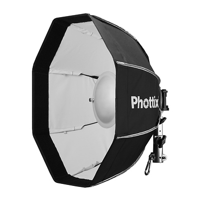 28 In. Spartan Beauty Dish (White) Image 0