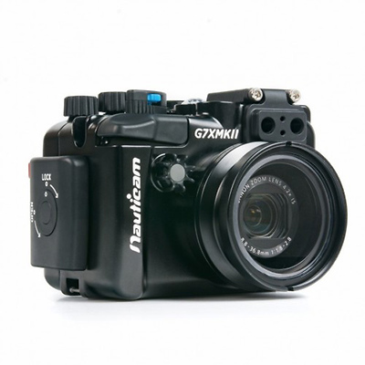 NA-G7XII Housing for Canon PowerShot G7XII Camera Image 0