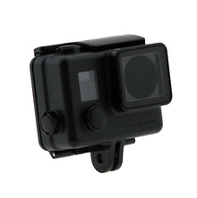 Blackout Housing for HERO 3 and HERO 3+ Cameras - Open Box Image 0
