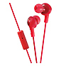 Gumy Plus Earbuds (Red) Thumbnail 0