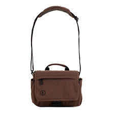 Apache 2.2 Series Camera Bag (Waxed Canvas, Chocolate Brown) Image 0