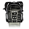 Nagano 16L Camera Backpack (Steel Gray) Thumbnail 6