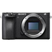 Alpha a6500 Mirrorless Digital Camera Body (Black)