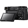 Alpha a6500 Mirrorless Digital Camera Body (Black) Thumbnail 7