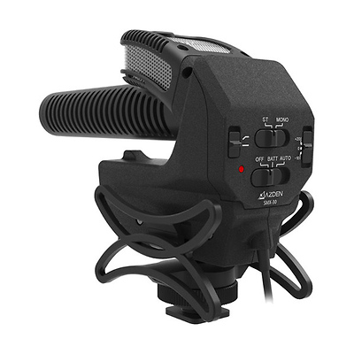 SMX-30 Stereo-/Mono-Switchable Video Microphone Image 0