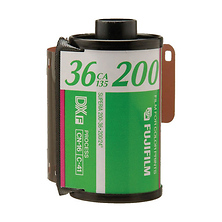 Fujicolor 200 Color Negative Film (35mm Roll Film, 36 Exposures) Image 0