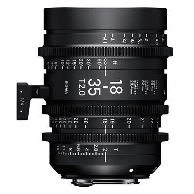 18-35mm T2 Cine Lens for Sony Image 0